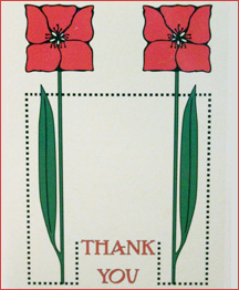 Thank You Cards