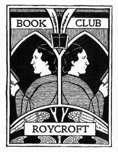 Roycroft Book Club Logo