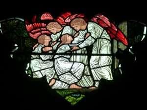 Stained Glass, St. Martin, Brampton