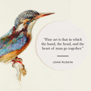 Ruskin Quote