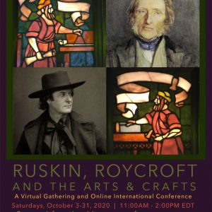 Ruskin Conference 2020 Poster