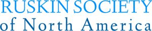 Ruskin SOciety of North America logo