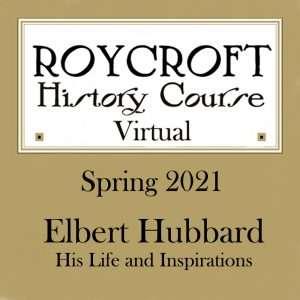 Roycroft History Course Spring 21