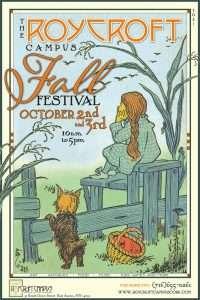 Fall Festival 2021 Poster